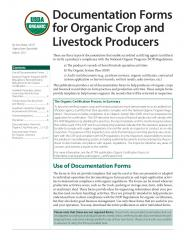Documentation Forms for Organic Crop and Livestock Producers.jpg